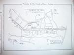 Lewes map 1620 - drawn by George Randoll