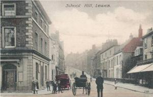 School Hill, Lewes