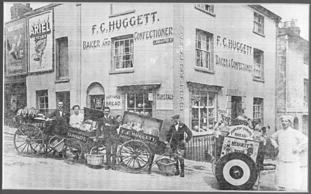Huggett's Bakery, Lewes