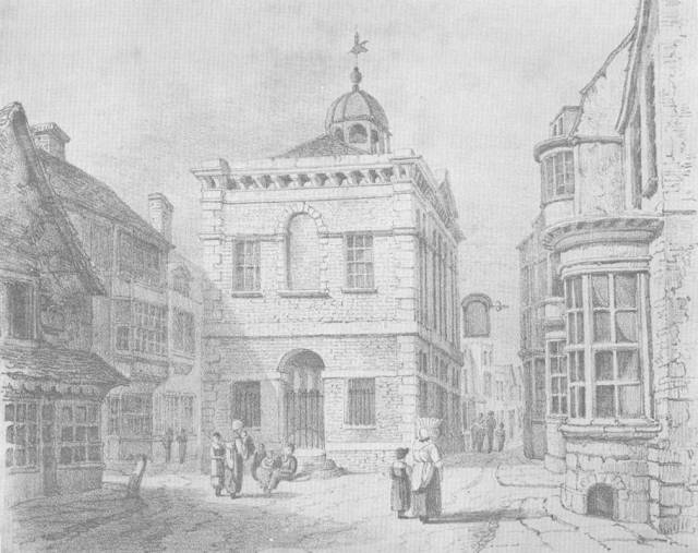 Lewes Town Hall and Sessions House