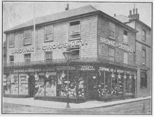Browne and Crosskey's, Lewes