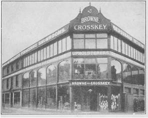 Browne and Crosskeys, Lewes