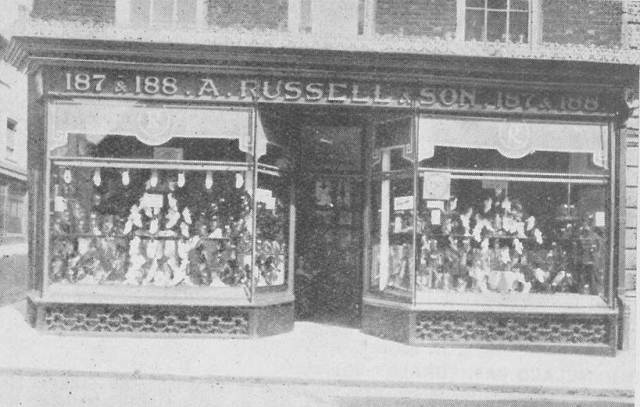 Albion Russell