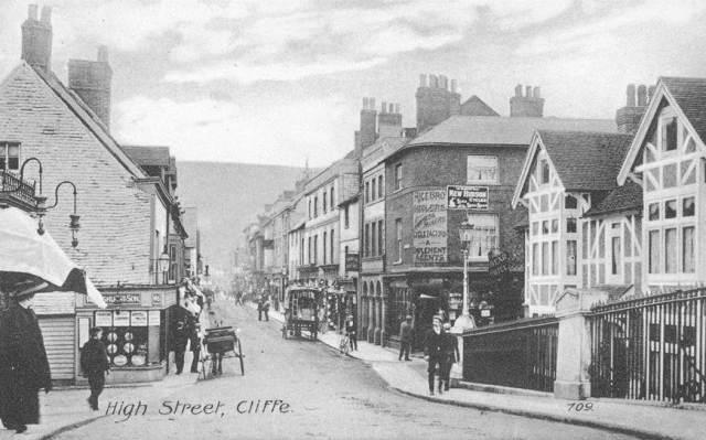 High Street, Cliffe
