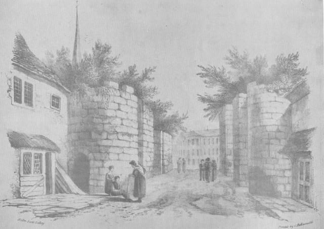 West Gate, Lewes