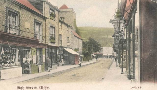 Cliffe High Street