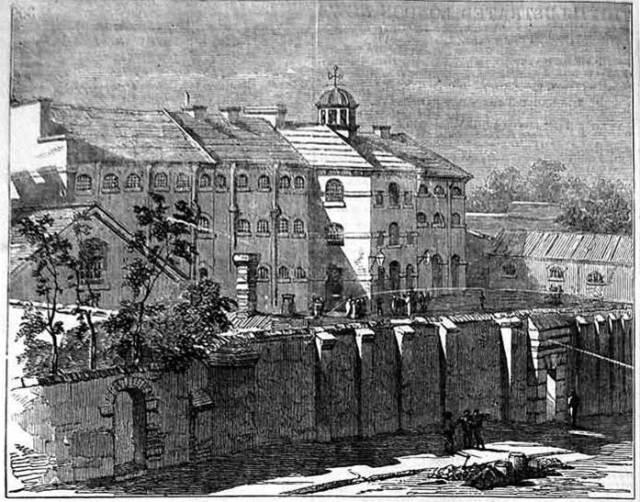 Lewes North Street Prison