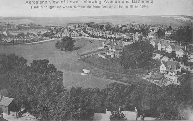 early_Lewes_aerial_view