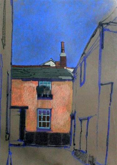 Richter_drawing_of_Lewes