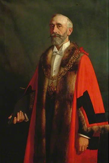 Lewes_Mayor_J_Holman