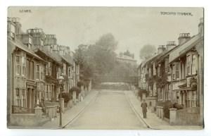 Toronto Terrace Lewes 1907