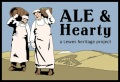 Ale and Hearty Project Logo