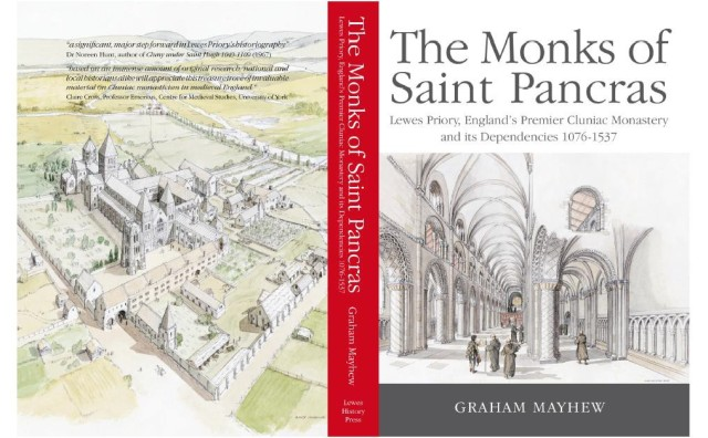 Mayhew_Monks of St Pancras book cover