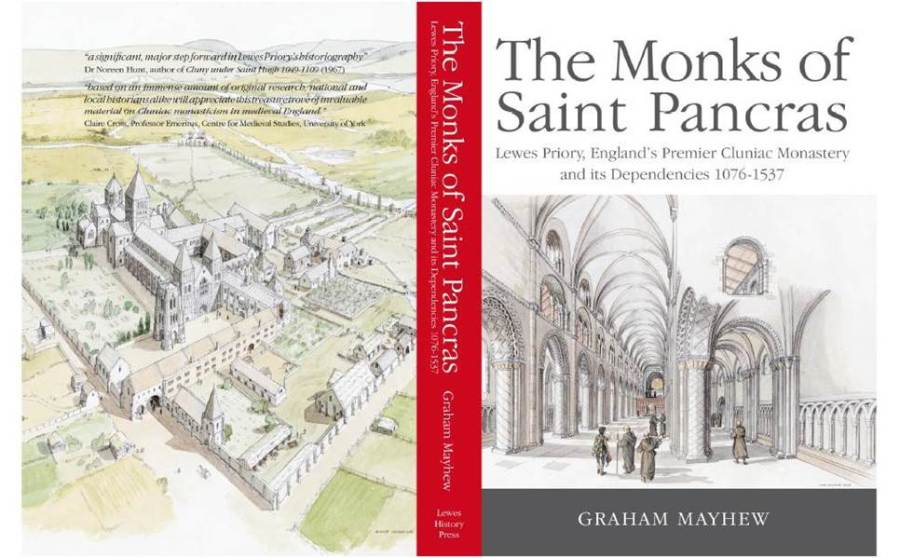 Mayhew_Monks_of_Saint_Pancras_book_cover