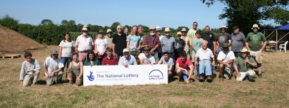 Culver Archaeological Project group photo
