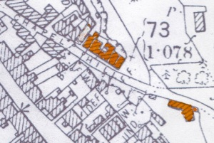 OS_1899_map_showing_Briar_and_Rose_Cottages