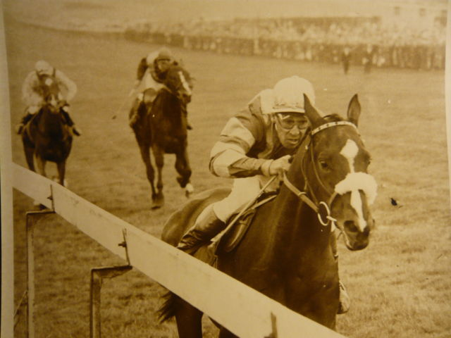 Daily Sketch wins the 1959 Larnach Plate