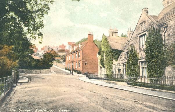 Southover_Grange_Lewes_Homewood_postcard