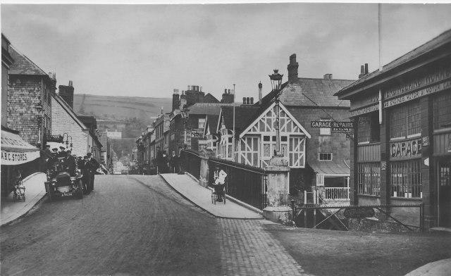 Bear_Inn_Lewes_postcard