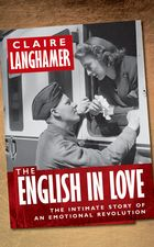 The English in love book cover