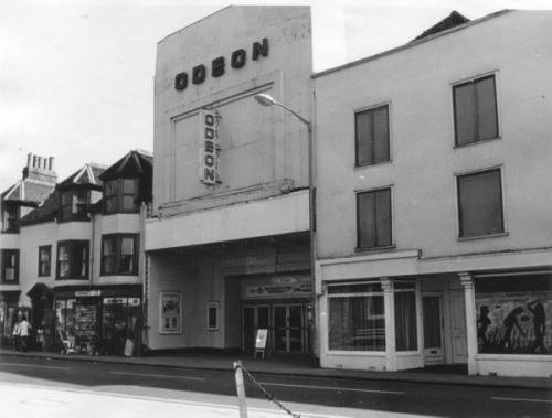 Odeon Cinema Cliffe High Street Lewes