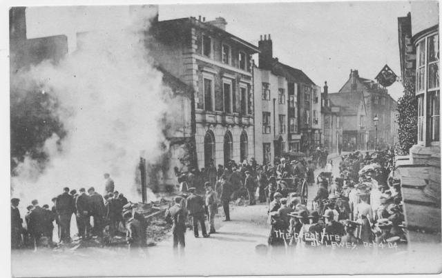 Dusart's_Fire_Lewes_1904