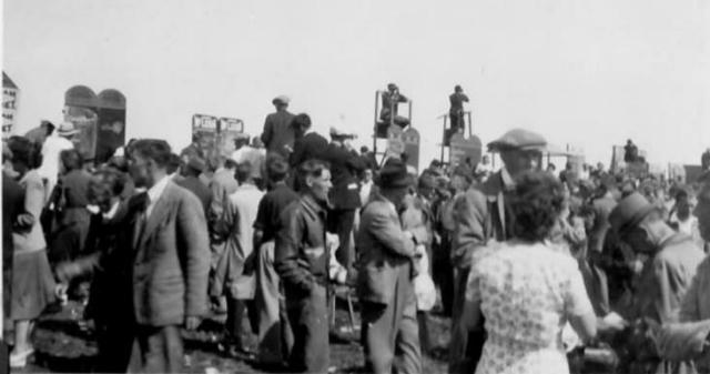 Lewes_Races_August_1949