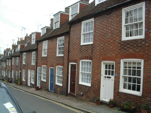 Photo of Sun Street, Lewes