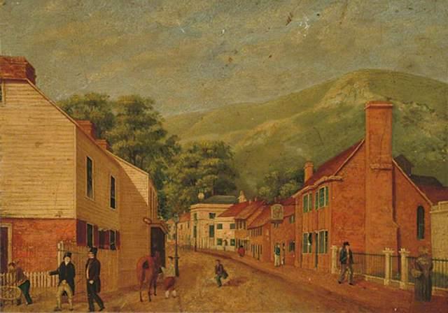 Malling_Street_Lewes_painting_SAS