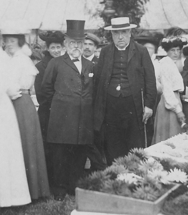William Christie Lewes MP 1874-1885