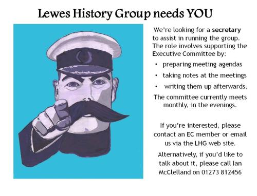 Lewes_History_Group_Needs_You