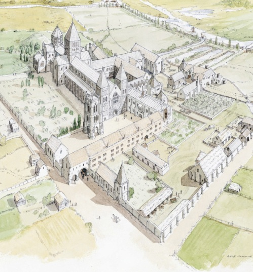 Medieval_Priory_Lewes_by_Andy_Gammon