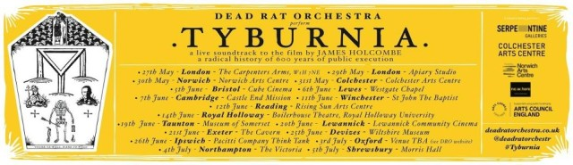 Tyburnia Tour advert