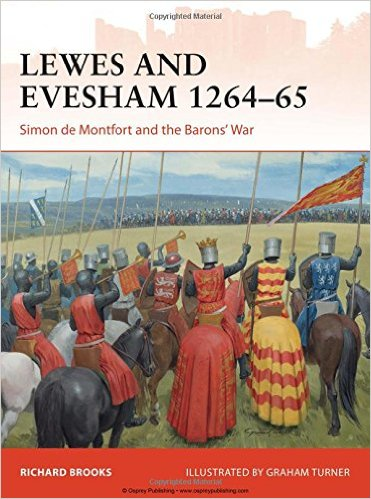 New Book On The Battle Of Lewes Lewes History Group