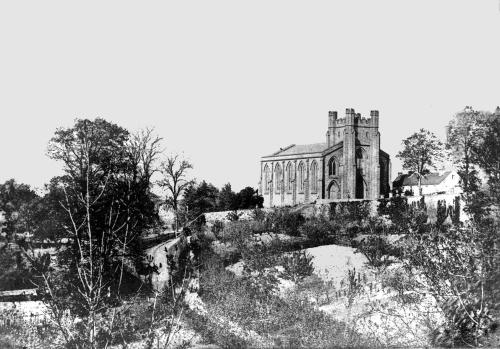 St John sub Castro Church 1870s