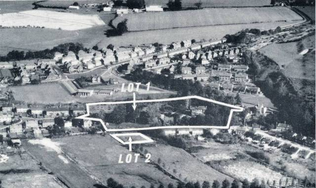 Spences_Lane_Lewes_development_1963_photo