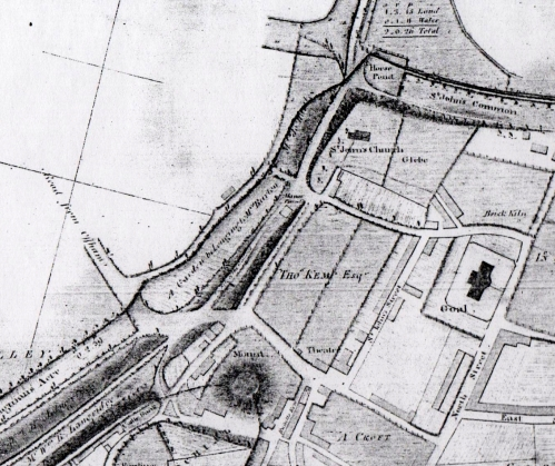 1799 detail of Lee_map of Kemps Field