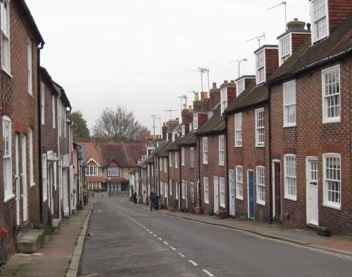 Sun Street, Lewes