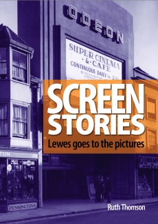 Screen Stories book front cover