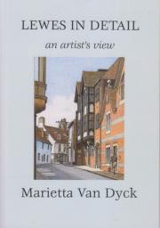 Van Dyck book cover Lewes in detail