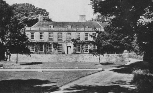 Malling House, owner George Boughey