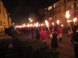 Southover Bonfire Society 2014_Millmore