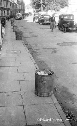 Grange Road in the 1960s_Reeves