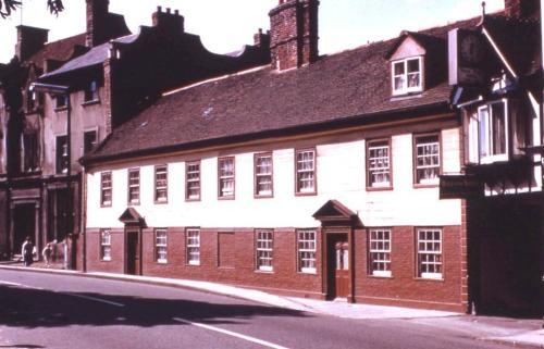 46-48 Malling Street Lewes c. 1965