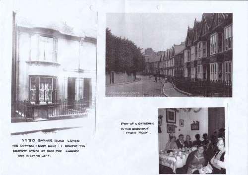 No. 30 Grange Road, Lewes