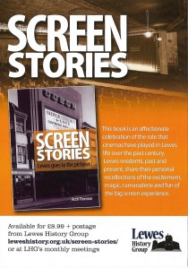 Screen Stories book poster