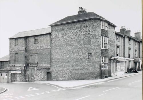 Corner of North Street and East Street Lewes
