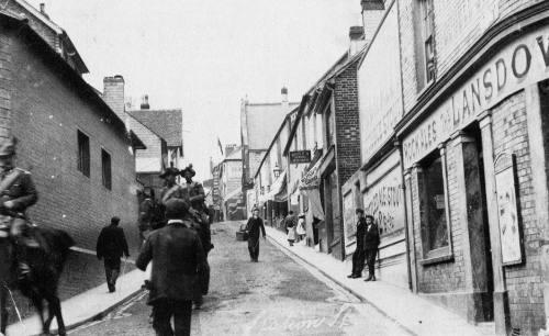 Station Street, Lewes