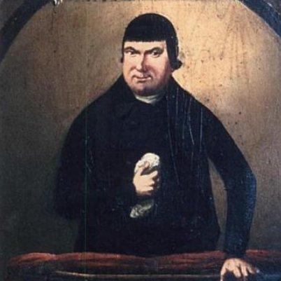 William Huntington SS portrait