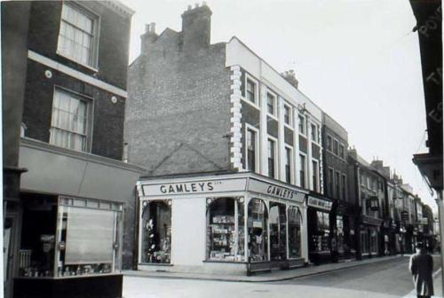 Gamleys, Cliffe High Street, Lewes